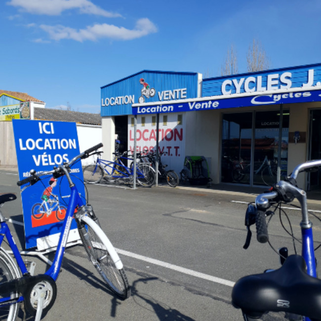 magasin de vélo cycles demion